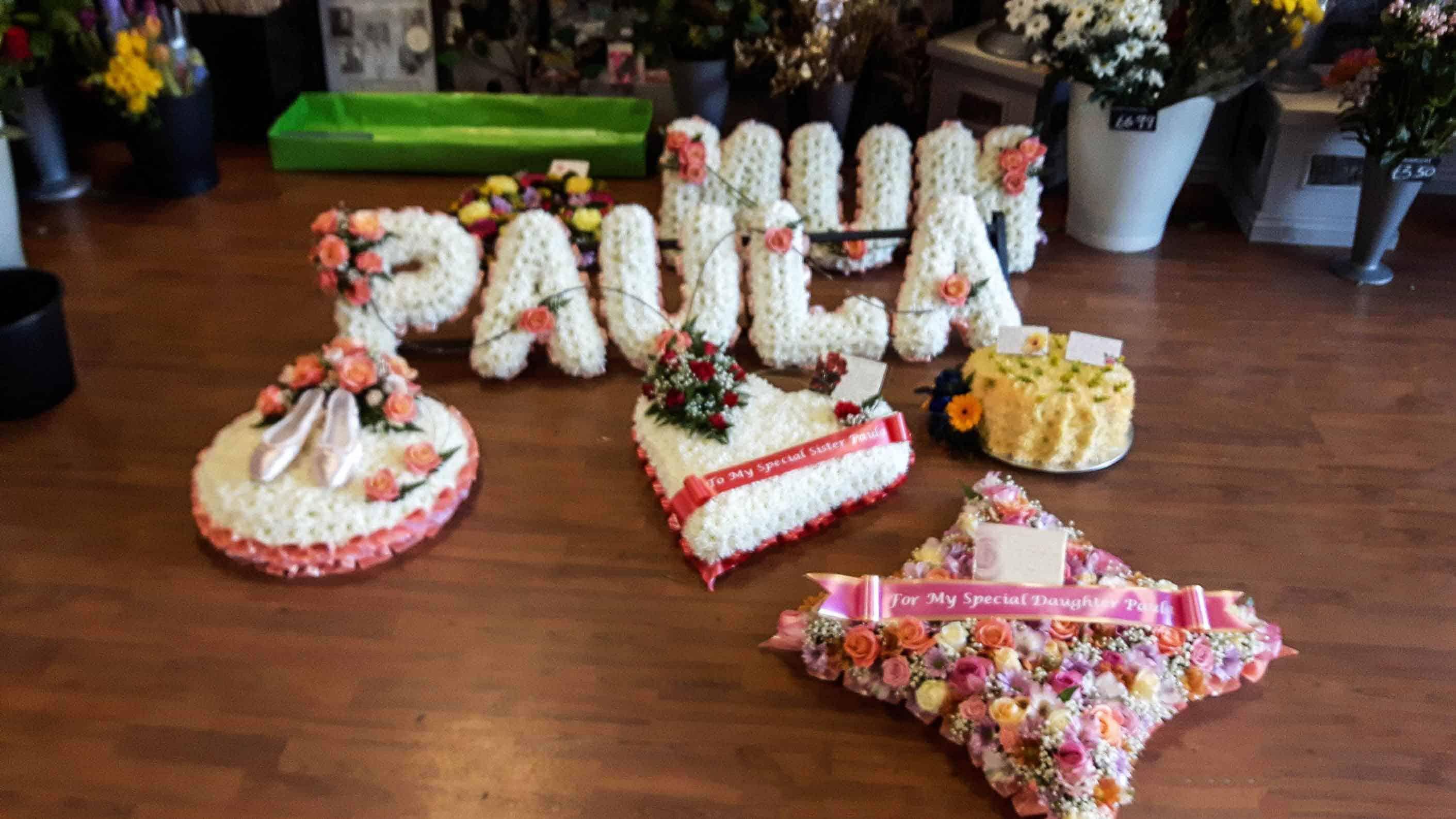 Rosebuds_flowers_torquay_letters_funeral